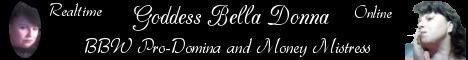 Goddess Bella Donna