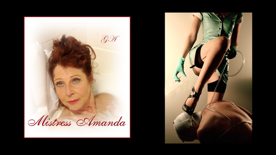 Medical Domination with Mistress Amanda