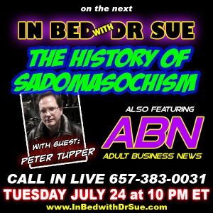 The History of Sadomasochism with Peter Tupper