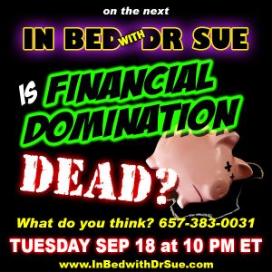 Is Financial Domination Dead?