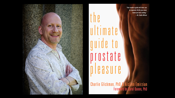 Dr Charlie Glickman