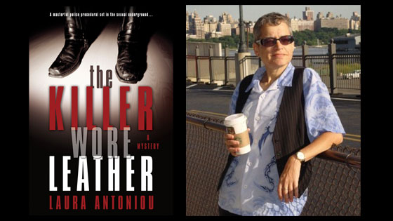 The Killer Wore Leather by Laura Antoniou